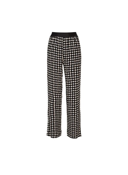Summum Woman Trousers Dot Multicolour