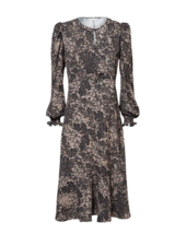 Summum Woman Dress Paisley Print Multicolour