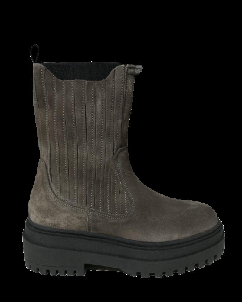 DWRS Blackpool Chelsea Boots Elefante/Black