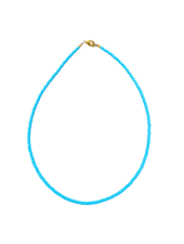 Handmade  Necklace Blue