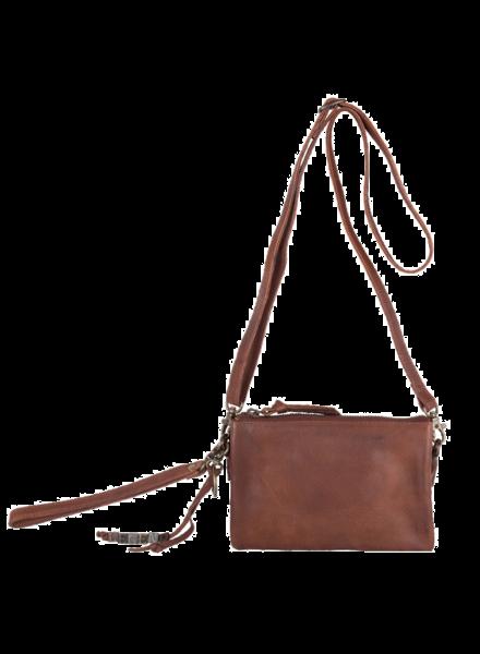 Legend Bags & Belts Como Bag Tan