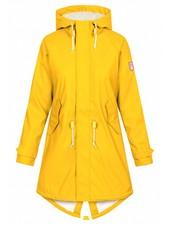 Derbe Hamburg Friese Tidaholm Rain Coat Yellow