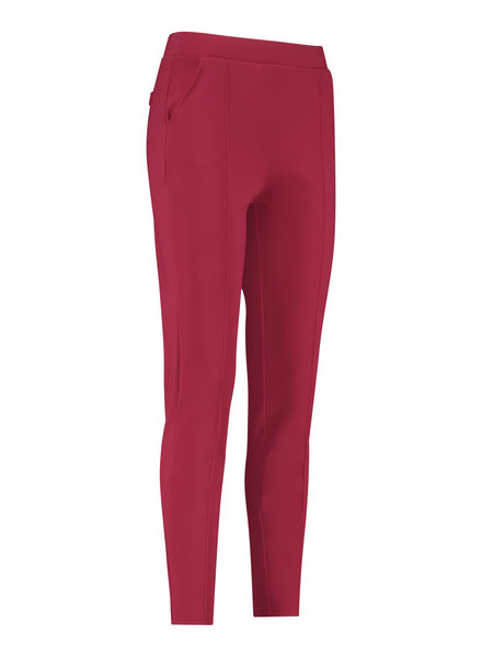 Studio Anneloes Kate Trousers Deep Red