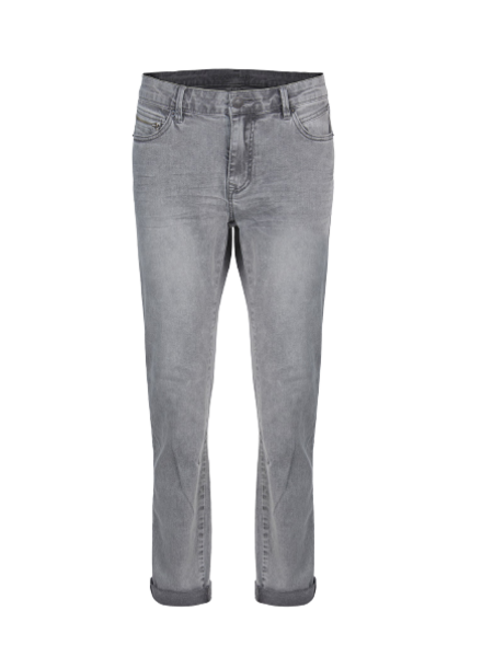 Summum Woman Tapered Jeans Black Denim