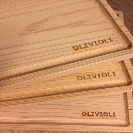 Cederhouten Ovenplank Groot
