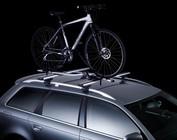 Thule fietsdragers voor op het dak