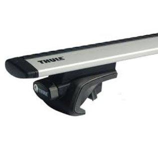Thule Dakdrager Set Evo Wing voor open dakrails (2 delen) 7104 (757)