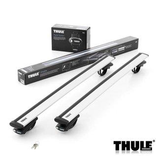 Thule Dachträger WingBar für spec. offene Dachreling 775