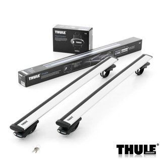 Thule Roof carrier WingBar for spec. open roof rails 775
