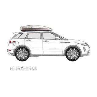 Hapro Dachbox Zenith 6,6 ab