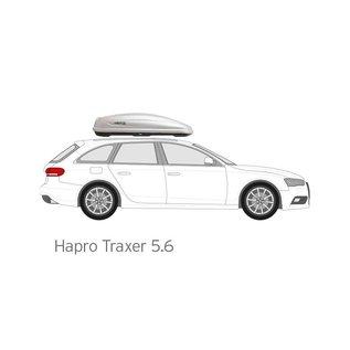 Hapro Roofbox Traxer 5.6 va