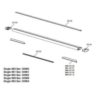 Thule Wingbar onderdelen v.a.