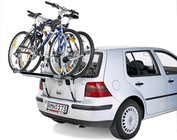 Bike carrier for rear