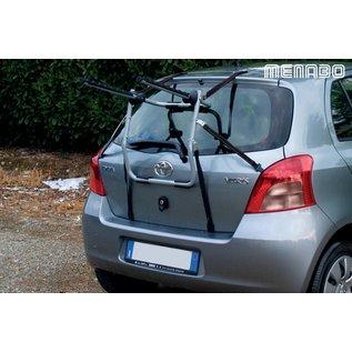 Menabo (M Plus) Fietsendrager op achterklep Biki.