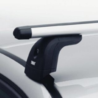 Thule Roof rack set for fix point or integrated roof rail