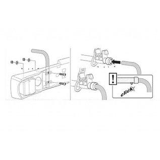 Thule Adapter Thule light bar 9761