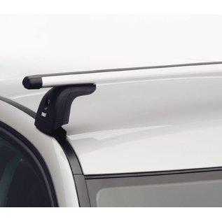 Thule Dachgepäckträger Füße für Fahrzeuge mit integrierter Dachreling  753-1