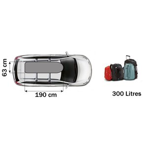 Thule Roof box Touring Sports (600)