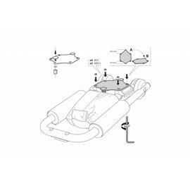 Thule Adapter T-profiel 881