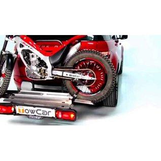 Towcar Motorroller Träger
