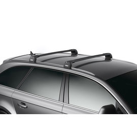 Thule Roof rack Edge Flush rail 7206 for integrated roof rails. va