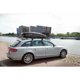 Hapro Roof box Traxer 6.6 va