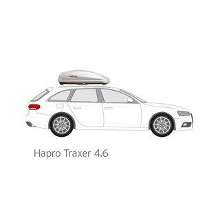 Hapro Roofbox Traxer 4.6 va