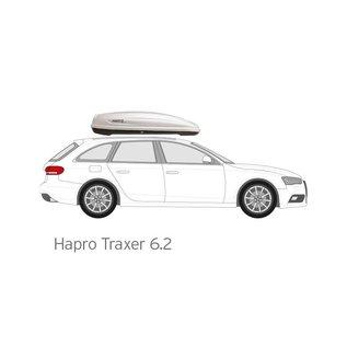 Hapro Dakkoffer Traxer 6.2 v.a.