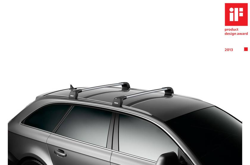 Thule Roof Rack Edge 959x Wing For Fixpoint Or Integrated