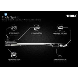 Thule Bike Carrier Ride Thru 565