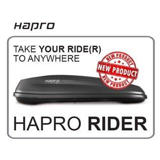 Hapro Dakkoffer Rider 6.4