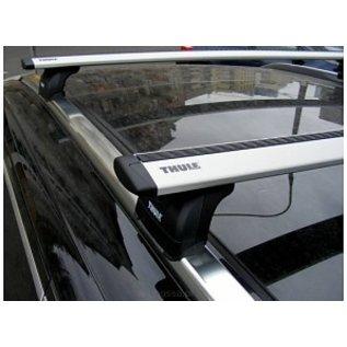 Roof racks for Opel Astra, Combo, Corsa, Meriva, Signum, Vectra, Vita, Vivaro, Zafira with fixpoint
