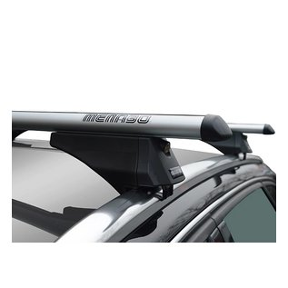 Menabo (M Plus) roof rack Tiger car with closed roof rail