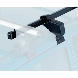 Thule auxiliary units for three-door car with standard roof 774