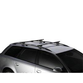 Thule Dachträger Smart-Rack-offenen Dachreling