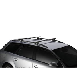 Thule Roof Rack Smart Rack open roof rail