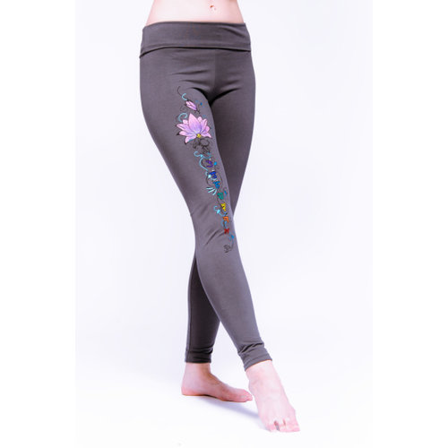 Yogamasti Yoga legging Lotus