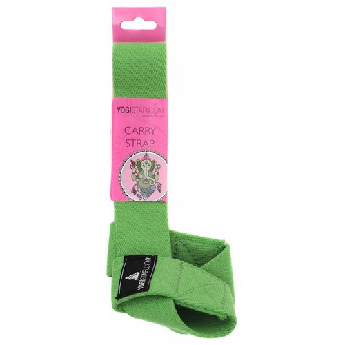 YOGISTAR Carry Strap Kiwi