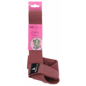 YOGISTAR Carry Strap Bordeaux