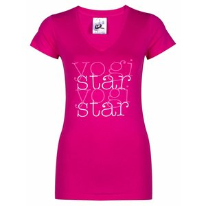 "YOGISTAR Yoga T-shirt ""Yogistar"""
