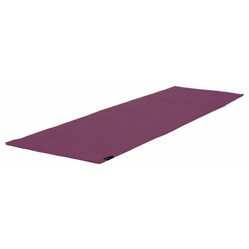 YOGISTAR Antislip Yoga Handdoek Bordeaux