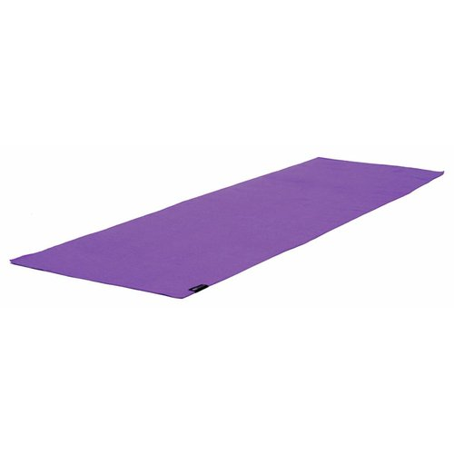 YOGISTAR Yoga Handdoek DeLuxe Violett