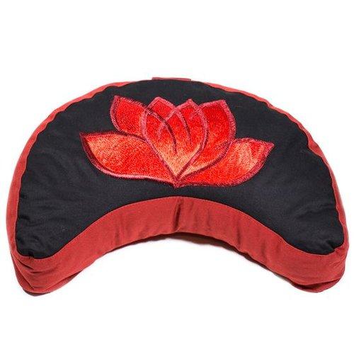 Yogi & Yogini Meditatiekussen halvemaan Lotus