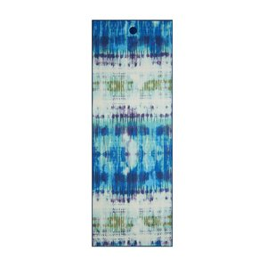Manduka Yogitoes® yoga towel - Vibration