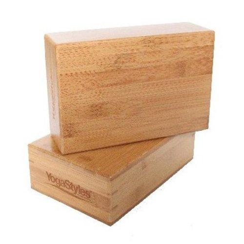 YogaStyles Yoga Blok ECO Bamboe