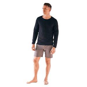 Manduka Sweatshirt Intentional Relexed - BLACK