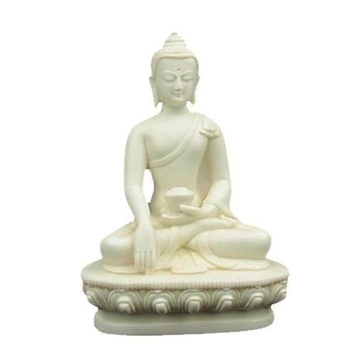 Boeddha beeld wit