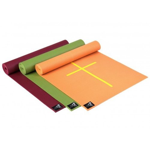 YOGISTAR Yoga Mat Plus Alignment