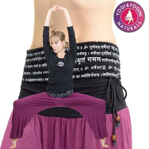 Yogamasti Yoga Broek Mantra