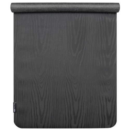 YOGISTAR Yoga Mat Travel Wood Black